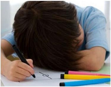 孩子注意力不足没法专心学习与多动症有关系吗?.jpg